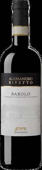 Alessandro Rivetto Barolo DOCG 2015