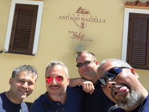 fun time with crazy guys in Ischia Island (Italy meets Texas)
