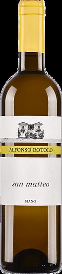 "ALFONSO ROTOLO Fiano Paestum IGT ""San Matteo"" 2019"