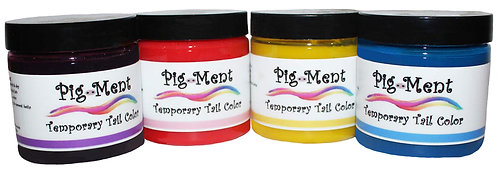 Pig Ment Temporary Tail Color