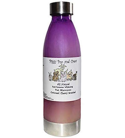 All Natural Rust Remover Whitening Shampoo - Oatmeal Cherry Scented - 22 Ounces