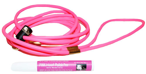 Harness & Polish Combo Pack *Pink, Red, Blue*