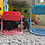 Thumbnail: Pig Training Toy Slow Feeder Game - Heavy Base - Adjustable Height -