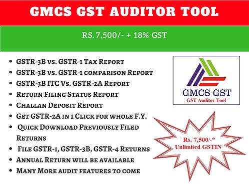 GMCS GST Main