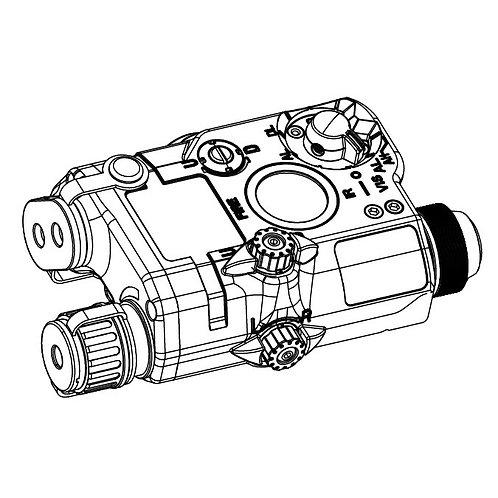 PEQ-15 LA5モデル バッテリーケース