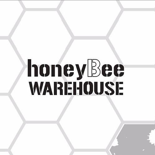 「honeyBee WAREHOUSE」紹介