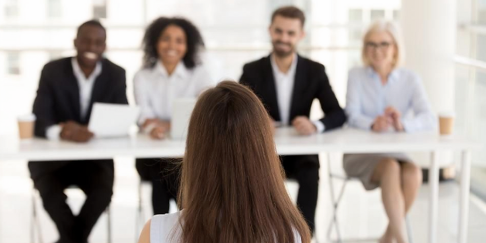 How to Make Your Interviews Successful (RSVP by Feb. 28)