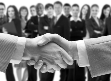 The Importance of a Strong Handshake (and how to do it!)