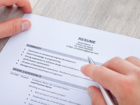 8 Quick Tips to Improve Your Resume and Get it Noticed!