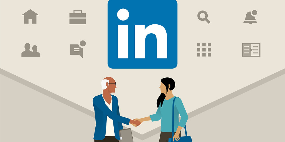How to Maximize the Use of LinkedIn (RSVP by March. 19)