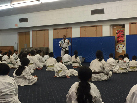 Orange County Shorinji Kempo Launches Wellness Program!!