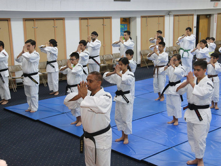 Orange County Shorinji Kempo Year-end Practice and Christmas Party ! !