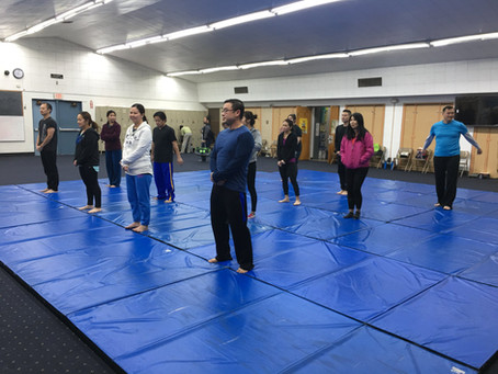 SHORINJI KEMPO ORANGE COUNTY PARENT SELF DEFENSE CLASS