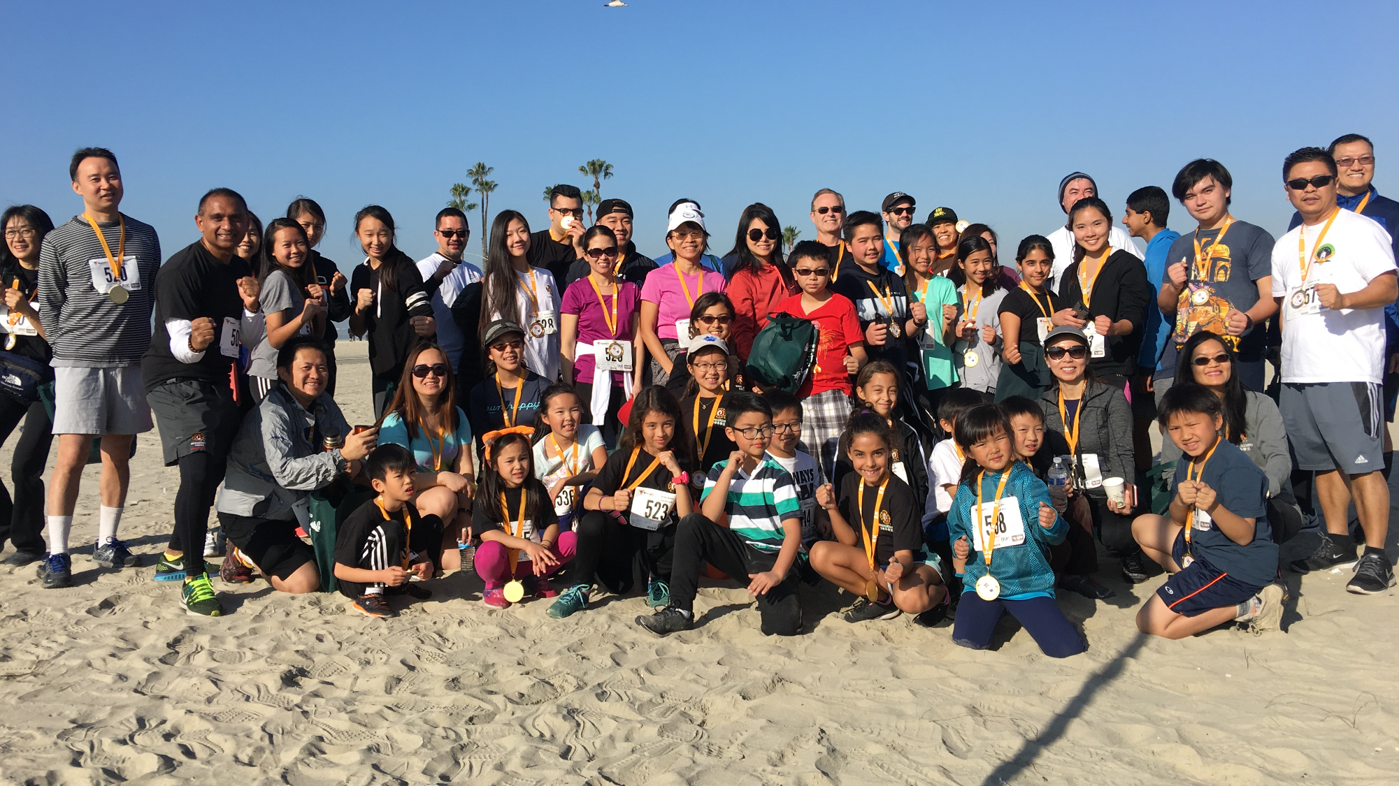 10km Shorinji Kempo Charity Run 2018 in Long Beach CA