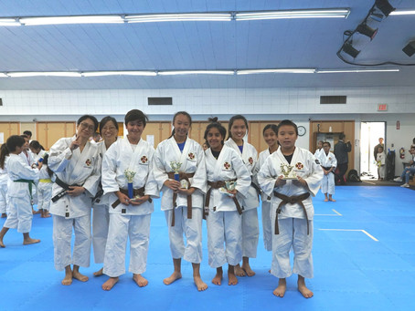 OC SHORINJI KEMPO ANNUAL TOURNAMENT ! ! | NOVEMBER 10, 2018