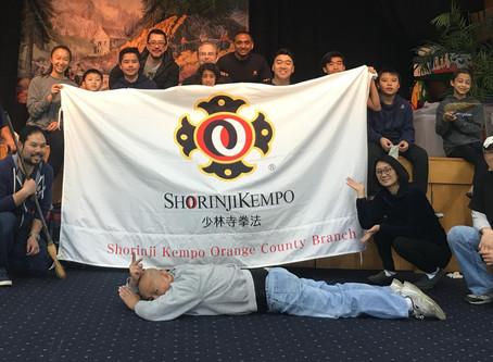 OC SHORINJI KEMPO COMMUNITY CLEANUP !
