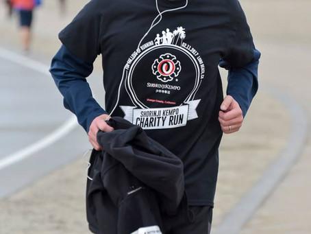 Orange County Shorinji Kempo Charity Run