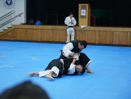 ORANGE COUNTY SHORINJI KEMPO KUMI EMBU TAIKAI