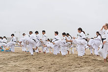 HB Beach Practice