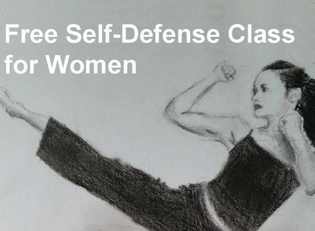 Free Self-Defense Class for Women