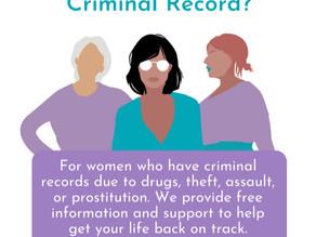 Women: Do you have a Criminal Record?
