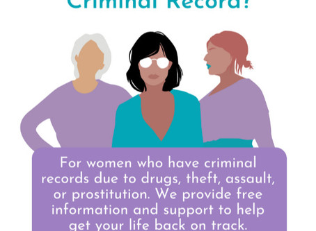 Women: Do you have a Criminal Record?