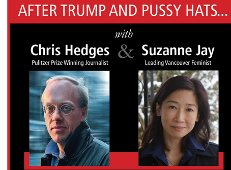 After Trump and Pussy Hats...
