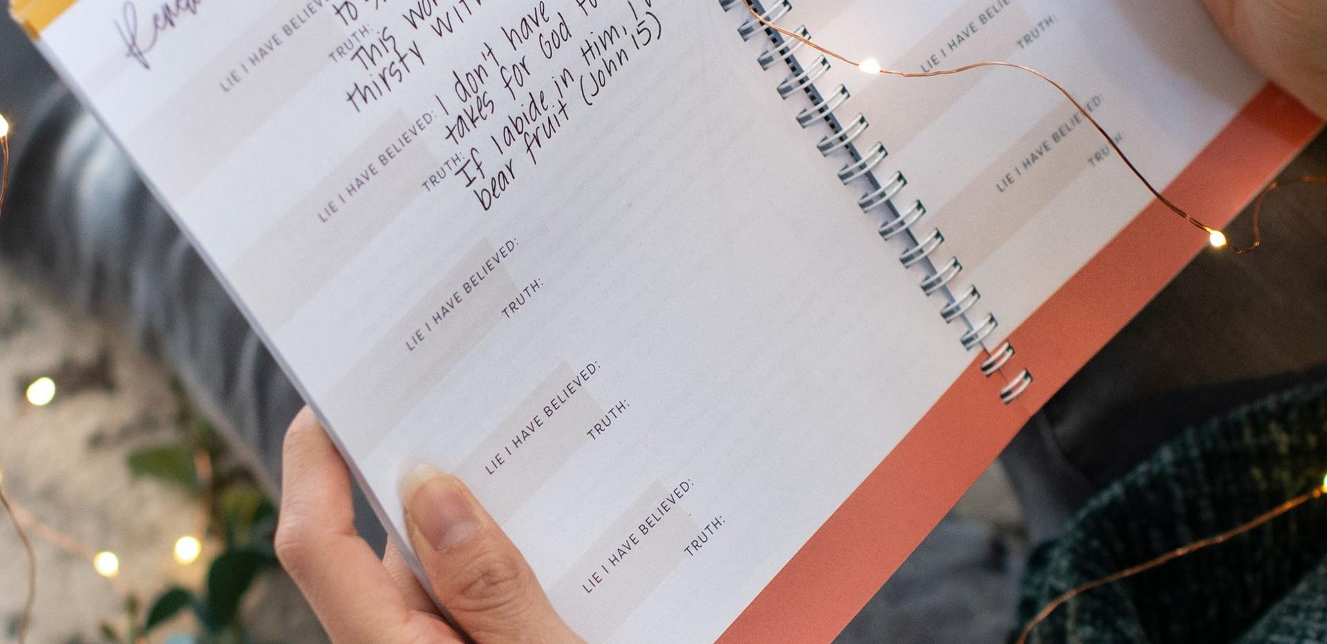 Belong Prayer Journal by First Love Women