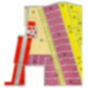 Calvada Meadows Airport Association Propery Plat Map