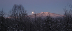 early-morning-moon-over-snowy-Hap-Mountain