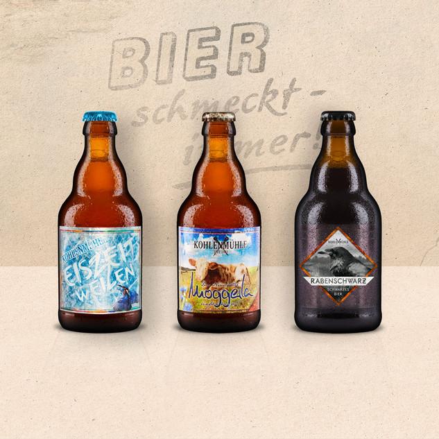 Craft brewery Kohlenmühle