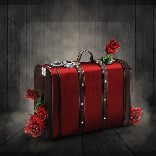 CU/PU Magic Suitcase