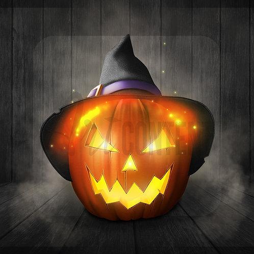 CU/PU Halloween Pumpkin