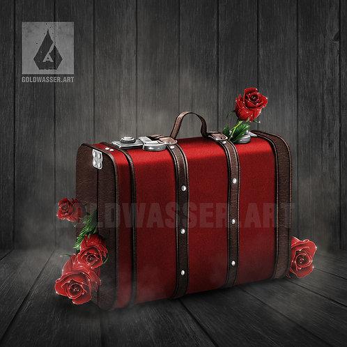 CU/PU Suitcase