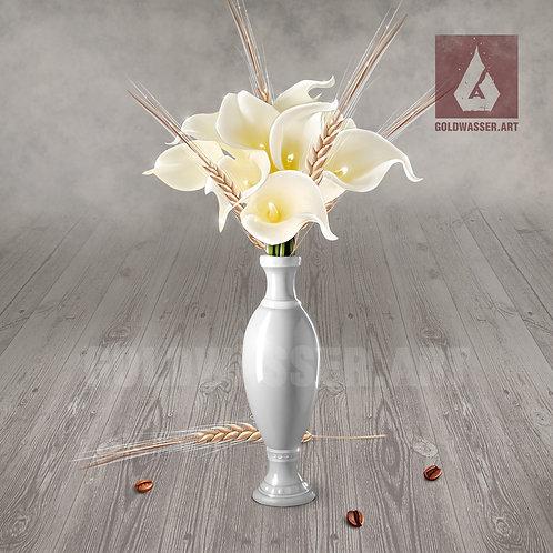 CU/PU Morning bouquet