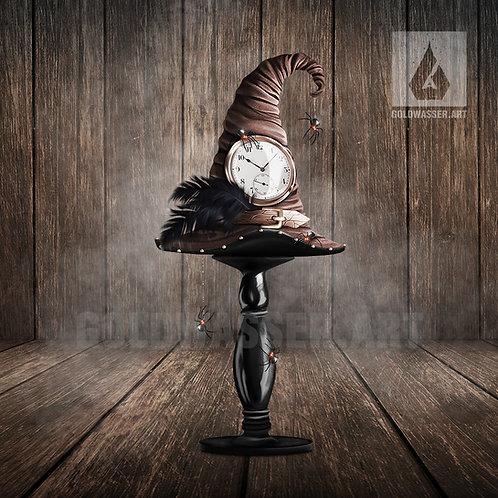 CU/PU Magic hat clock