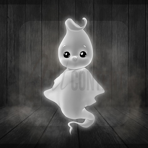 CU/PU Little Ghost