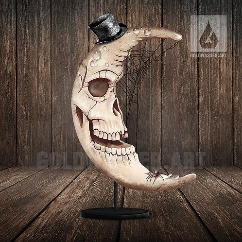 CU/PU Crescent skull