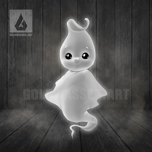 CUPU Little ghost