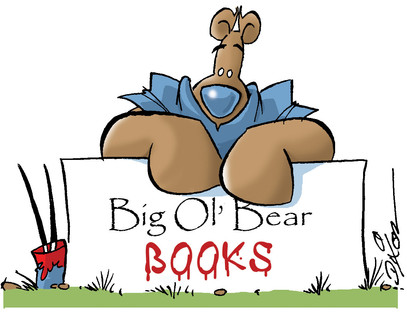 Big Ol' Bear---the Book.