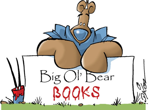 Big Ol' Bear---A Children's Book Project part III