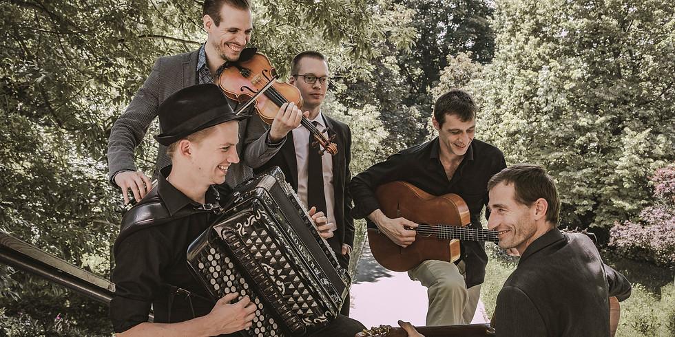 Suruton Festival - Olavin Jazz - Canarro