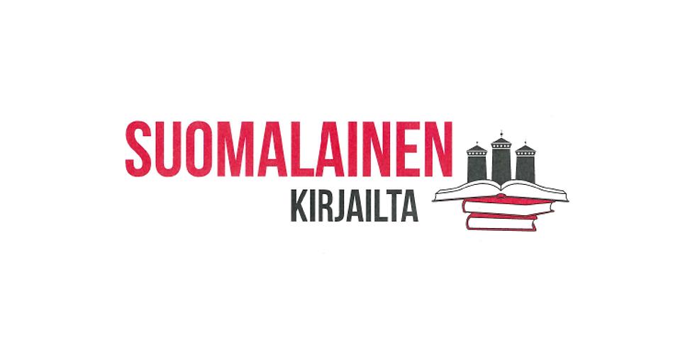 Suomalainen kirjailta / klo 18