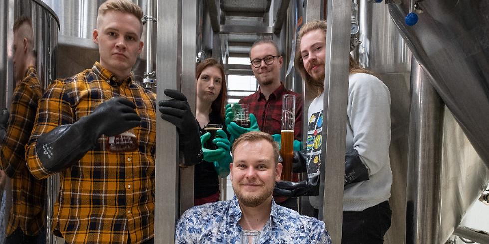 Olavin Jazz - Odd Brew – Kummapaahtoa (levynjulkaisukiertue)