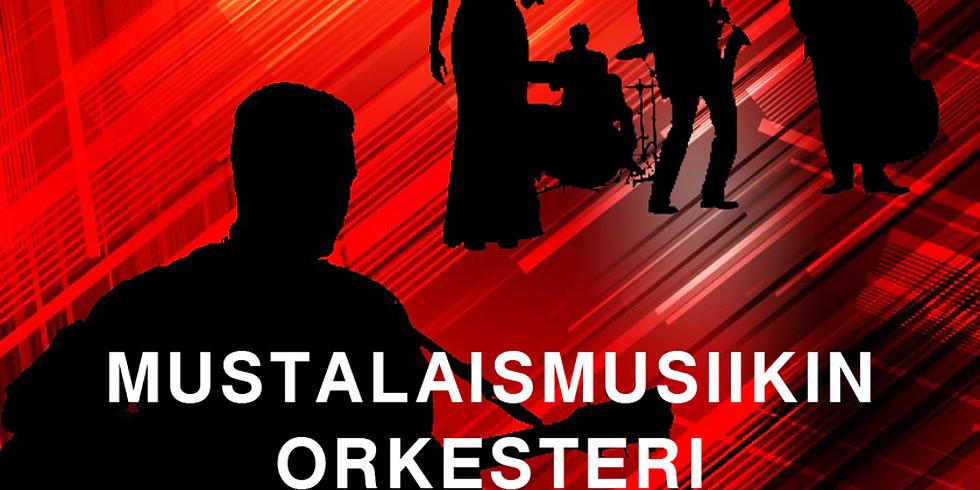 Konsertti: Mustalaismusiikin orkesteri