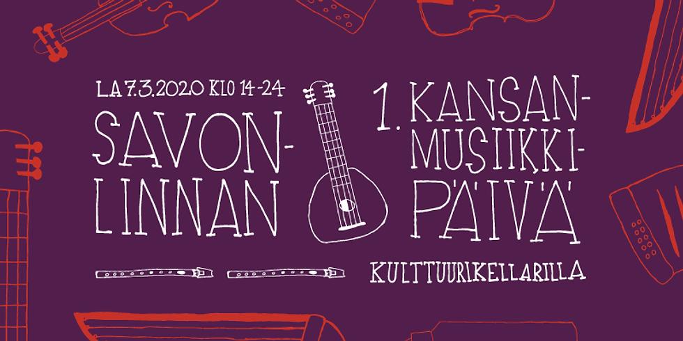Savonlinnan I Kansanmusiikkipäivä