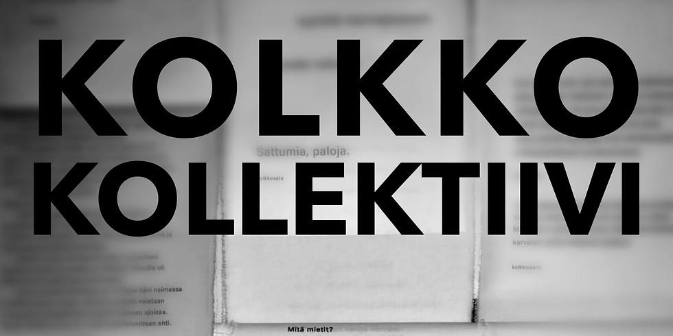 SULJETTU! Näyttely: Kolkkokollektiivi