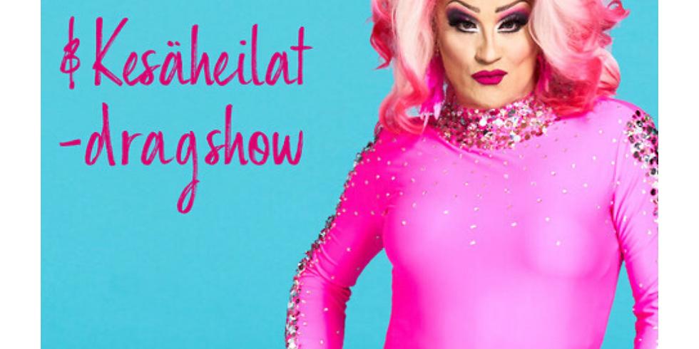 Jukka K. & Kesäheilat-dragshow