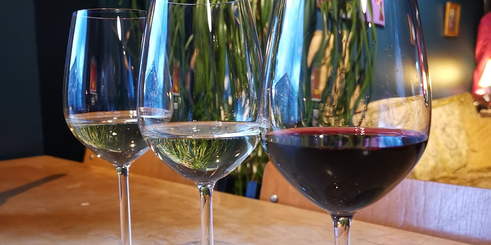 Viinitasting: Unkarilaisia viinejä