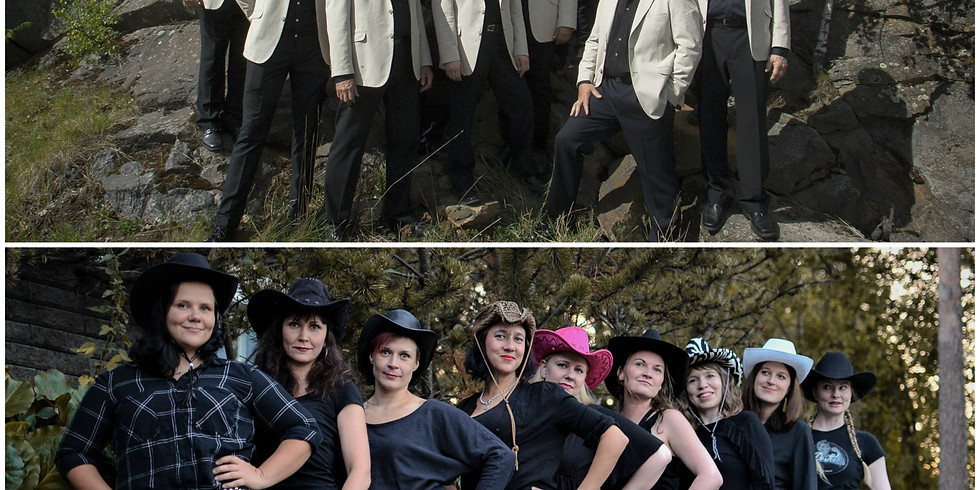 Linna La Swing & Countryside Girls